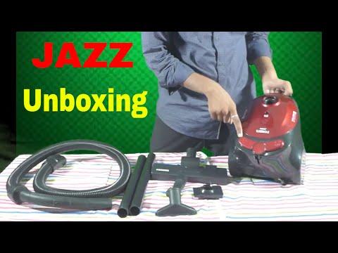 Eureka Forbes JAZZ vaccum Cleaner Unboxing