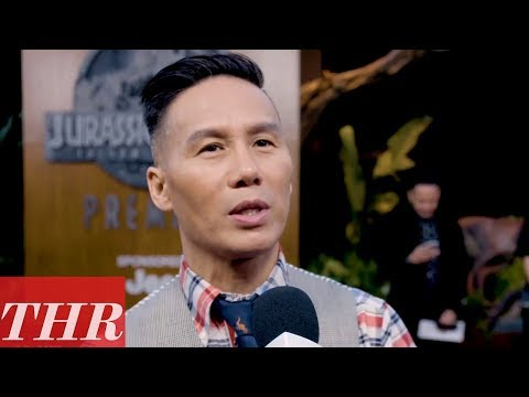 BD Wong on the 'Jurassic World: Fallen Kingdom' Premiere Red Carpet  THR