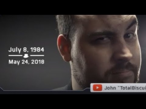 Rest in Peace John Bain (The best of Totalbiscuit)