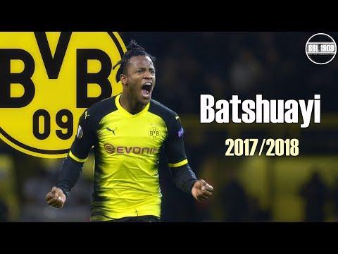 Michy Batshuayi ● Borussia Dortmund ● Skills & Goals 2018
