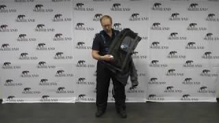Видеообзор костюма поплавка Norfin Apex FLT