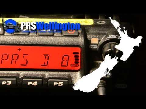 305km PRS Radio Call Wellington - Christchurch