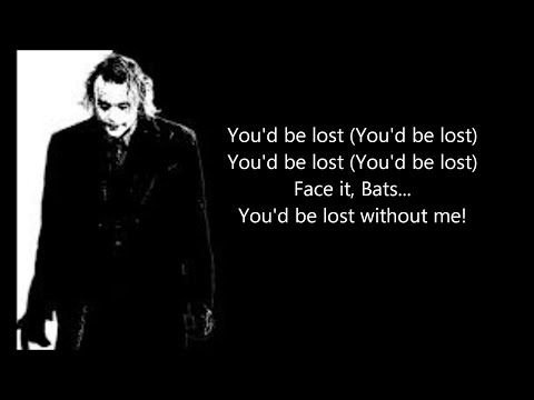 Miracle of Sound: The Joker's Song  + Lyrics