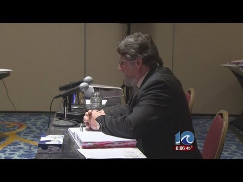 Day two of HMS Bounty hearings