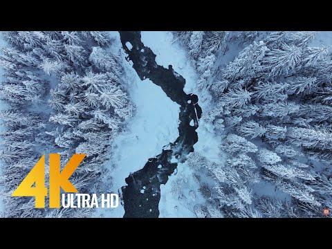 4K Fascinating Aerial