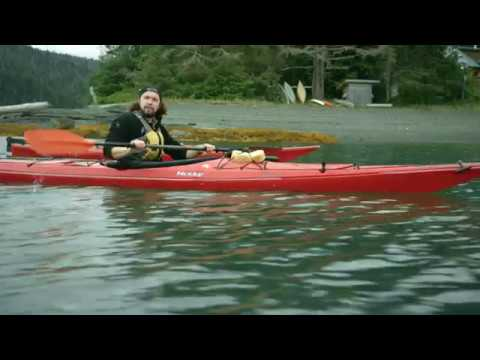 Kayaking in Haida Gwaii, British Columbia