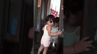 #Badmas bachha //funny baby video // mera sona