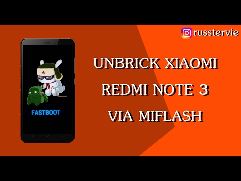 [bootloop]-unbrick-xiaomi-redmi-note-3/pro-snapdragon