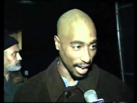(11.28.1994) 2Pac New York Courthouse Interview