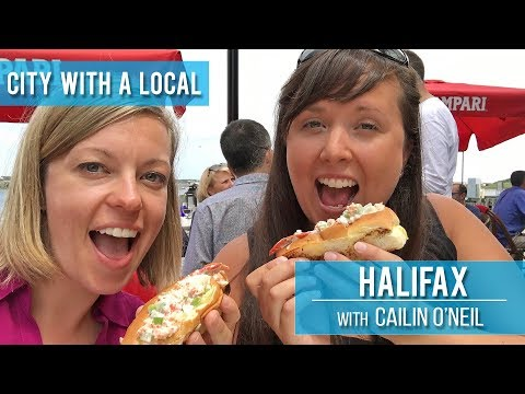 THE BEST OF HALIFAX, NOVA SCOTIA with CAILIN O'NEIL | CANADA