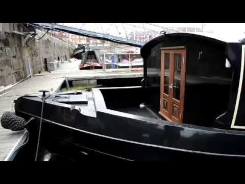 60x12 Wide Beam Canal Boat