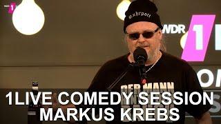 "Markus Krebs ""Permanent Panne"": Schulz ist ein Asi | 1LIVE Comedy-Session"