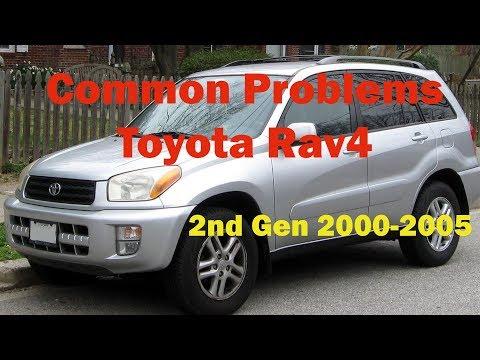 Common Toyota Rav4 Problems