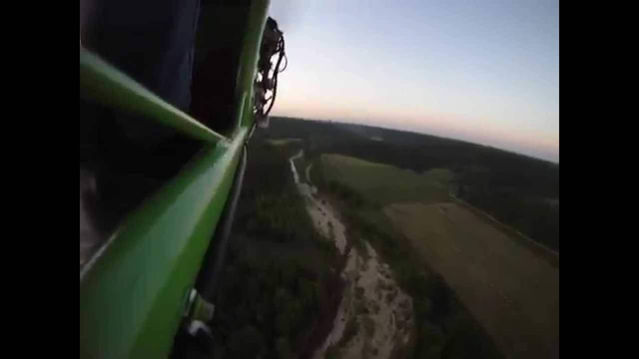 valley engineerings backyard flyer flying on the farm youtube