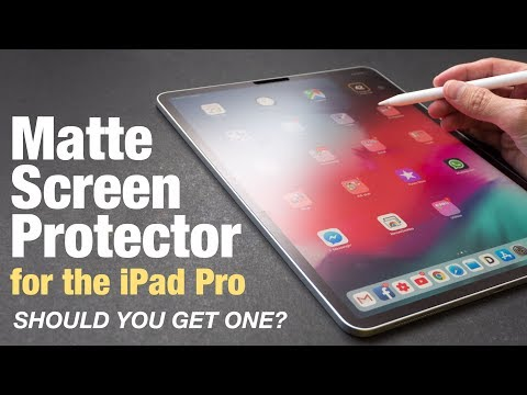 IPad Pro Matte Screen Protector (Should You Get One?)