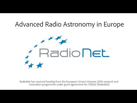 Radionet - Advanced Astronomy in Europe
