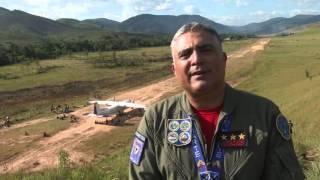 PALADINES DE LA VENEZUELA CELESTE: Grupo Aéreo de Transporte No. 9, Alas de Vida en el Sur
