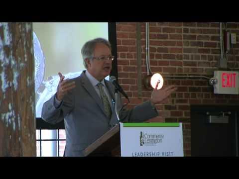 Charleston: Mayor John Tecklenburg