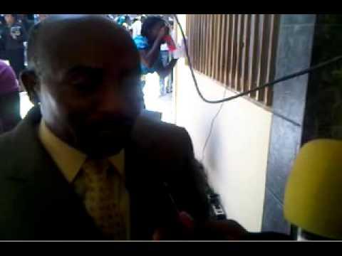 Chavannes Jeune: Radio Intervew (In Creole)