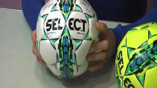 Видеообзор  МЯЧ ФУТЗАЛЬНЫЙ Futsal Mimas SELECT852608 Интернет Магазин ВЕРШИНА СПОРТА(, 2016-03-04T22:05:40.000Z)