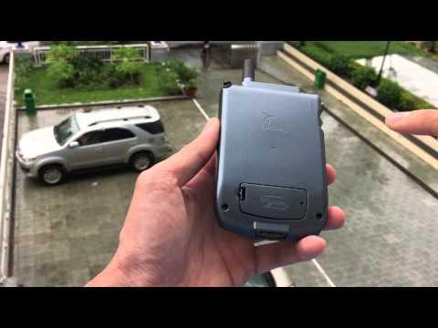 Trên tay Palm Treo 180 2002
