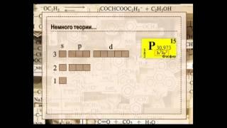 Записки юного химика. Электронно-графическая формула элементов