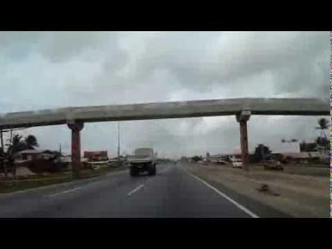 Road trip: Trinidad