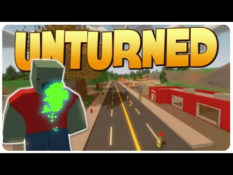 Last Day On Earth Invaded UNTURNED? TOXIC SPITTERS! | UNTURNED Gameplay