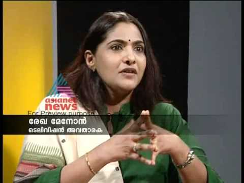 Rekha Menon-On Record  Dec 11,2011 part 1