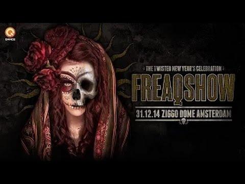 Freaqshow 2014   Hardstyle   Goosebumpers