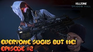 Killzone Shadow Fall | EVERYONE SUCKS BUT ME! Ep #2 (60fps)
