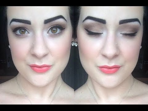 Everyday Soft Smokey Eye Makeup Tutorial