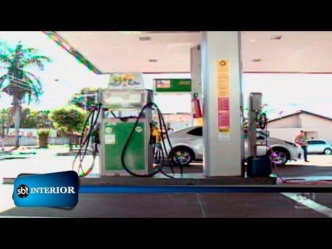 Lucro em postos de combustível em Araçatuba é abusivo
