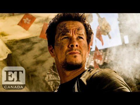 Mark Wahlberg, Kate Hudson, Kurt Russell On 'Deepwater Horizon'