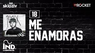 vuclip 18. Me Enamoras - Nicky Jam (Álbum Fénix)