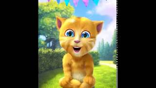 Ginger Cat Sings Deck the Halls with Lyrics | Kids Christmas Songs by Ginger Cat |