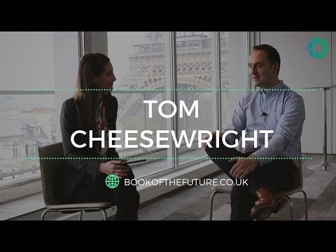 Tom Cheesewright: futurist at Book of the Future