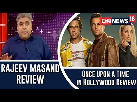 Once Upon a Time in Hollywood Movie Review: Leonardo DiCaprio, Brad Pitt Are in Top Form