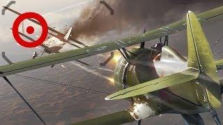 'Приемы меткой стрельбы' - War Thunder. Обучение, часть 3. Авиация (аркадный режим)