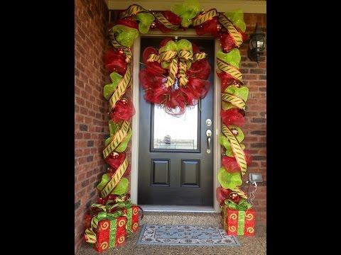 Ideas decoraci n exterior navidad de internet - Decoracion navidad exterior ...