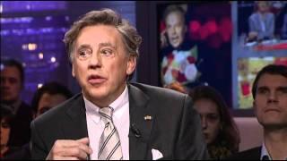 Ed Nijpels stelt dat Nederland te negatief geworden is in Pauw & Witteman (13-01-2012)