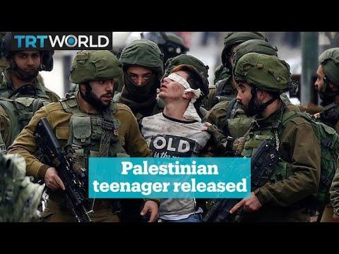 Palestinian teenager 'tortured' in Israeli jail