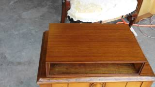 Refinishing A Walnut Table Timeless Arts Refinishing