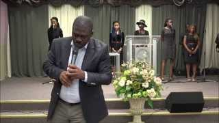 Worship with Pastor Wale Adenuga