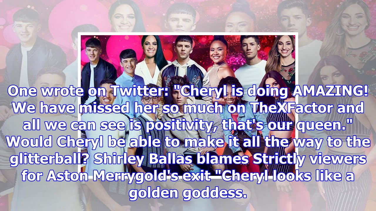 Forum on this topic: Strictly Come Dancing's Shirley Ballas Wants Cheryl , strictly-come-dancings-shirley-ballas-wants-cheryl/