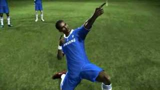 Fifa 09 Celebrations Tutorial for XBOX 360
