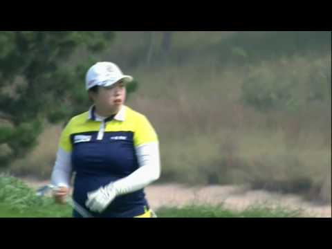 Shanshan Feng RD2 Highlights at the 2016 Reignwood LPGA Classic