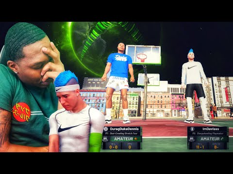 I played NBA 2K19 on XBOX for the first time with ImDavisss! Best Build 2k19! Best Jumpshot 2k19