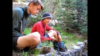Backpacking: Crater Lake National Park