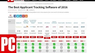 The Best Applicant Tracking Software of 2016